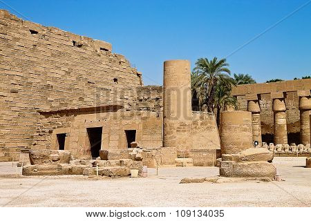 ancient Temple  in Egypt