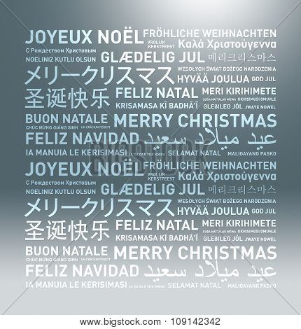 Merry Christmas From The World