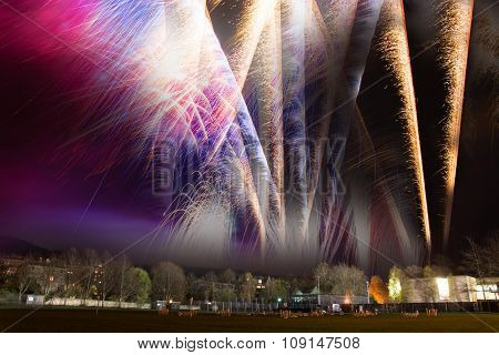 Firework composite