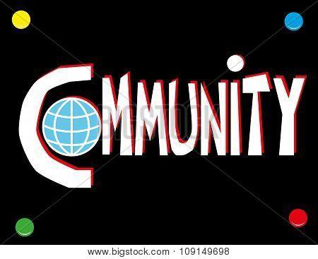 Global Community Concept