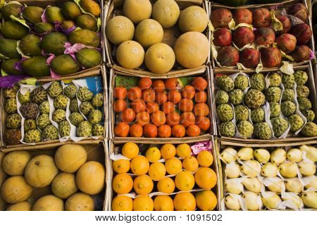 Different Fruits