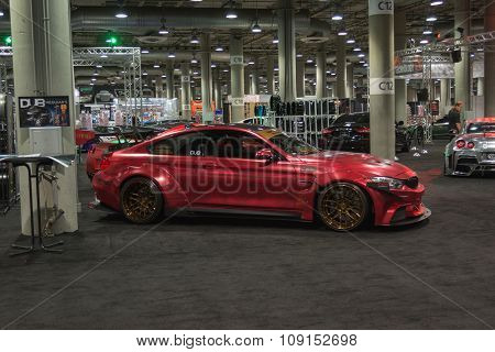 Bmw Tuning On Display