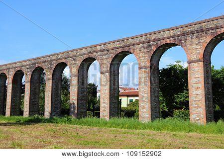 Italy Aqueduct