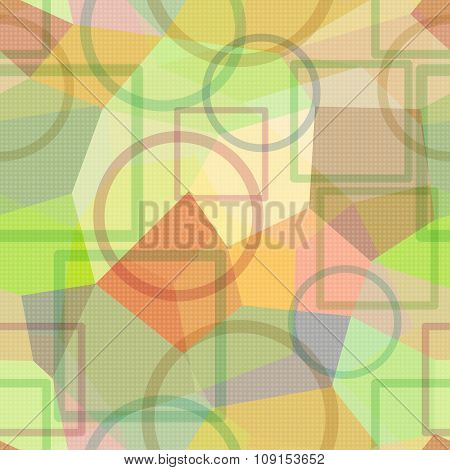 Abstract Seamless Color Background