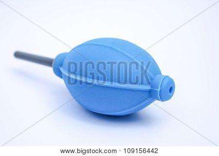 Camera blower