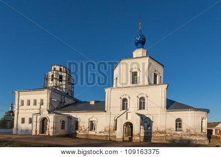 Church Smolensk icon