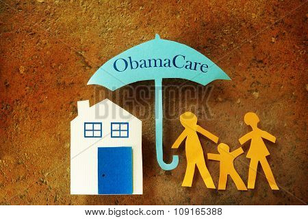 Family Obama Care Umbrella