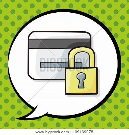 Credit Card Doodle