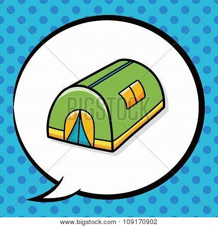 Tent Doodle