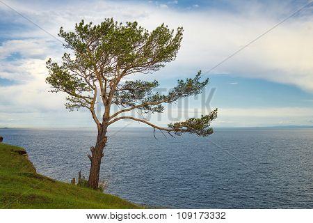 Landscape At Lake Baikal