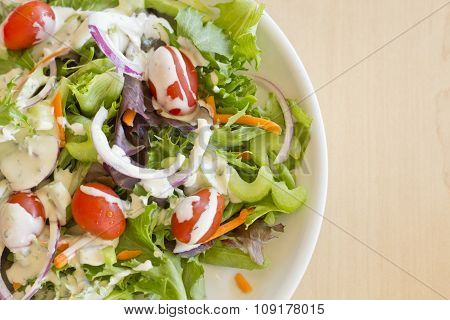 Garden Salad Ranch