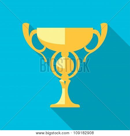 Trophy Icons. Winner Cup