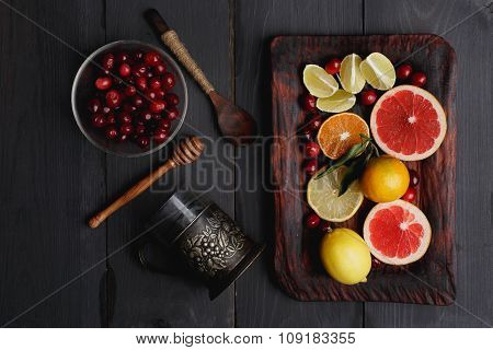 Ingredients For Hot Punch