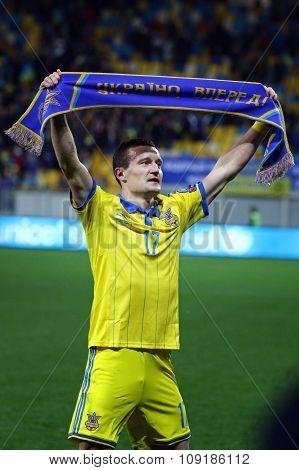 Artem Fedetskiy Of Ukraine