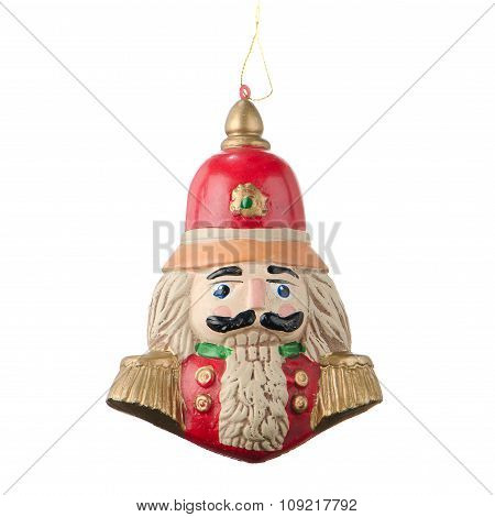 Red Christmas Toy Decoration