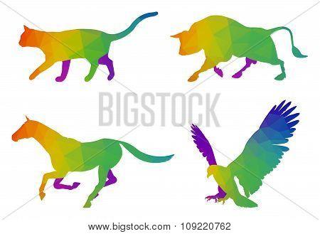 Animals Logo Templates