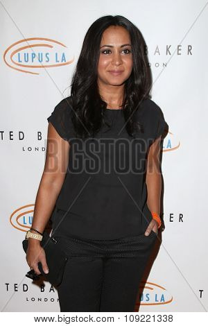LOS ANGELES - NOV 20:  Parminder Nagra at the 13th Annual Lupus LA Hollywood Bag Ladies Luncheon at the Beverly Hilton Hotel on November 20, 2015 in Beverly Hills, CA