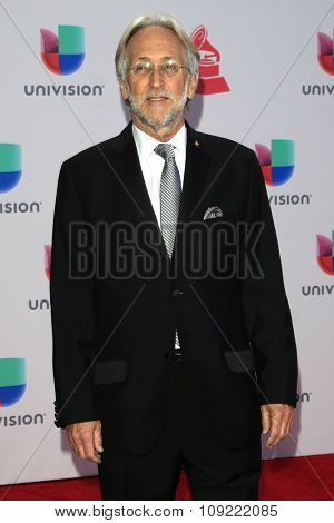 LAS VEGAS - NOV 19:  Neil Portnow at the 16th Latin GRAMMY Awards at the MGM Grand Garden Arena on November 19, 2015 in Las Vegas, NV