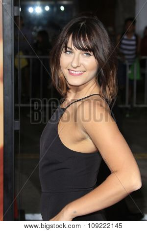 LOS ANGELES - NOV 21:  Scout Taylor-Compton at the