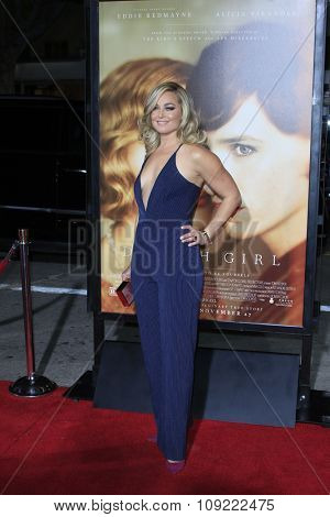 LOS ANGELES - NOV 21:  Elisabeth Rohm at the