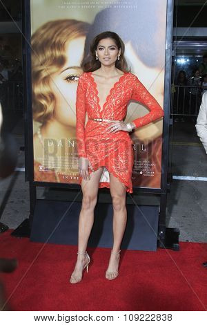 LOS ANGELES - NOV 21:  Blanca Blanco at the