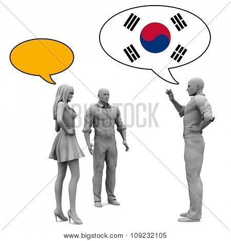 Learn Korean Culture and Language to Communicate