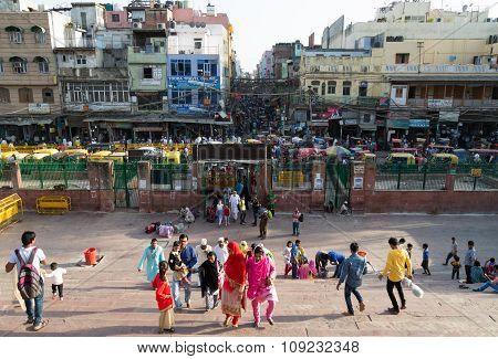 Chawri Bazar, Delhi, India