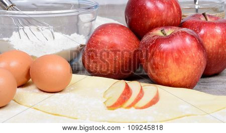 Ingredients To Prepare A Delicious Apple Pie