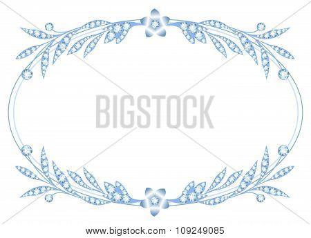 Silver brooch jewelry