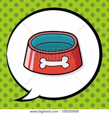 Pet Bowl Doodle