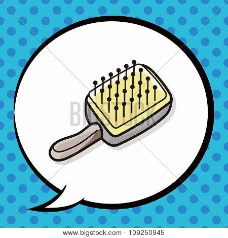 Pet Brush Doodle