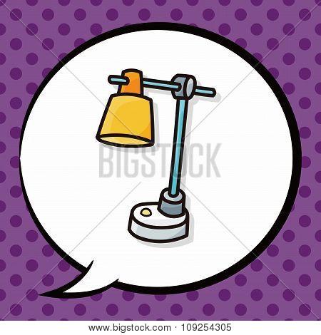 Lamp Doodle
