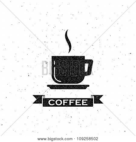 coffee break label
