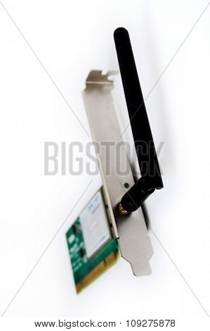 Wireless network pci card. Wlan ethernet card adapter