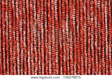 Fabric texture macro in high resolution and sharpness