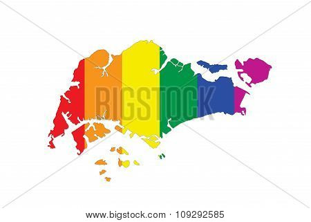 Singapore Gay Map