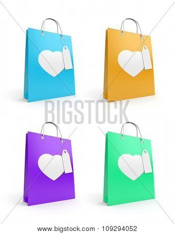 Bags for valentine's day
