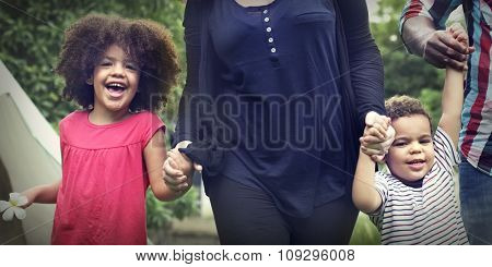 Family Holiday Activity Togetherness Relationship Concept