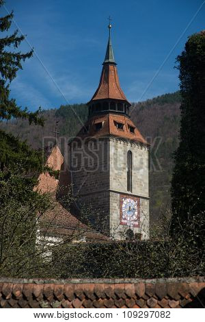 Brasov - Tower With Clock
