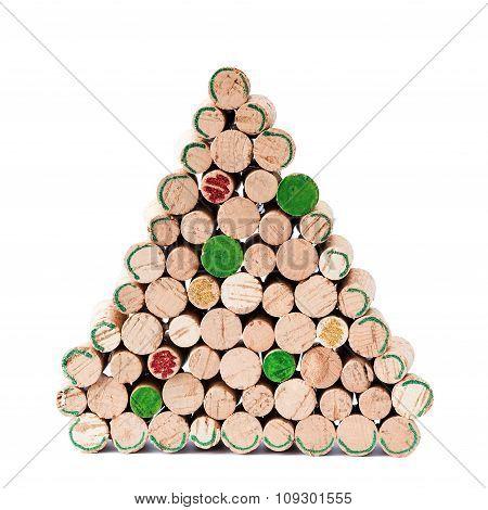 Hand made christmas tree