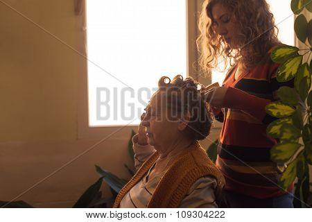 Making Perfect Curls