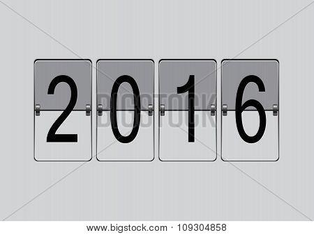 Flip Board 2016