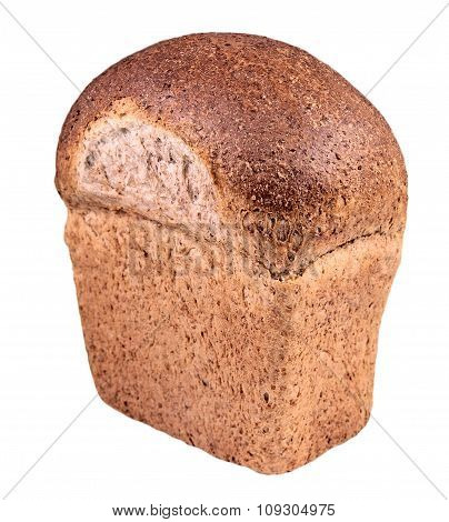 Wheat bread with bran