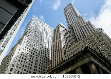 Business Towers In New York