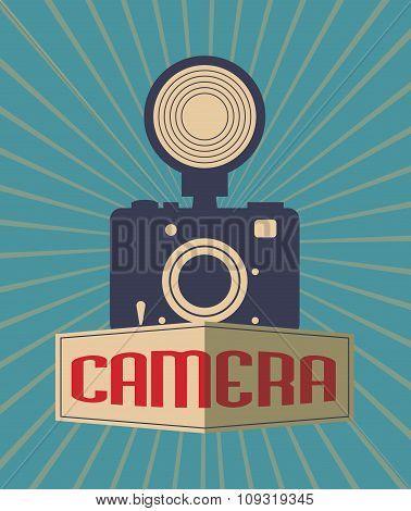 Camera equipment design