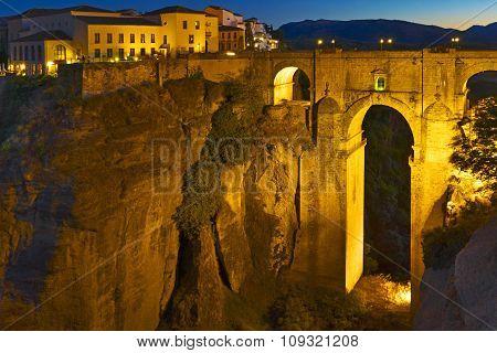 Ronda Bridge.