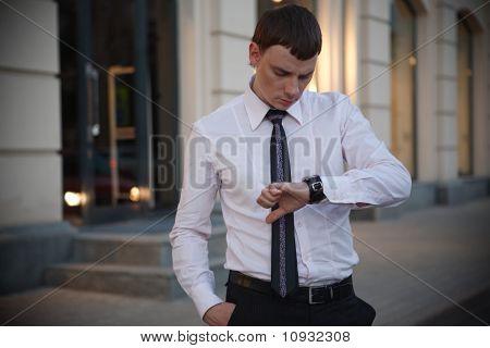 Business Man