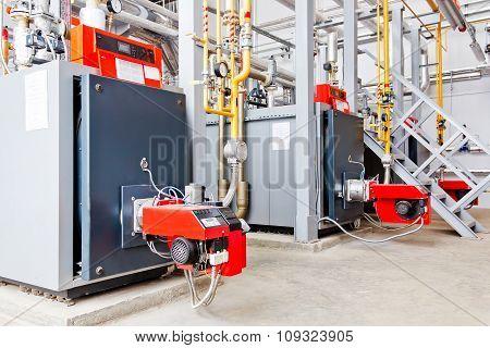 Industrial Boiler Equipment Plant gas burner