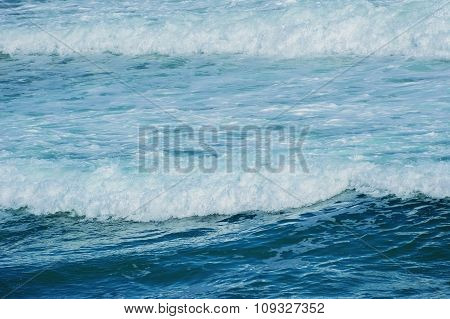 Waves Of Surf