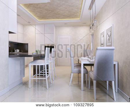 Kitchen Avangard Style